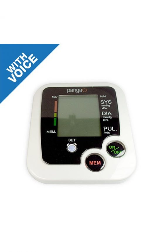 Reliable Upper Arm Blood Pressure Monitor