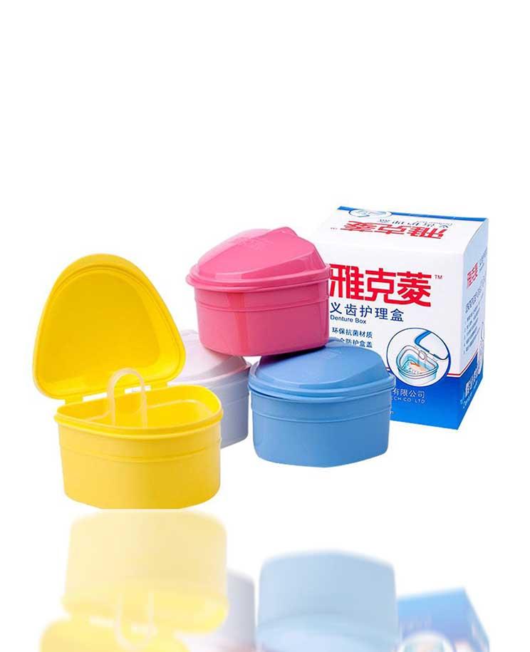 Best denture mouthguard retainer box