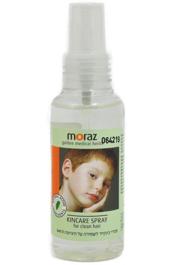 Moraz Organic Lice Treatment // 100ml