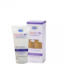 STH® Dermactol Intensive Hand Care Moisture for Dry Rough Cracked Skin Treatment