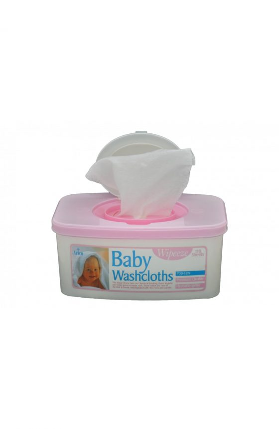 LITTLE ANGEL Baby Wipes 150's