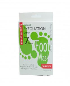 Shifei Exfoliating Foot Mask // 1 Pack