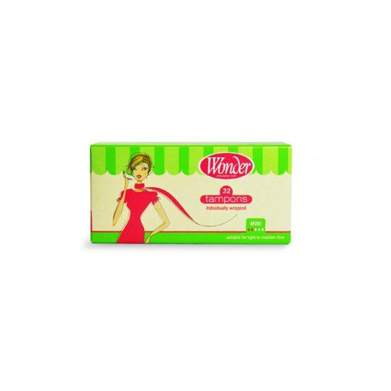 WONDER Mini Tampons 32pk