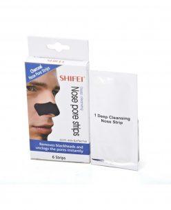 Shifei Deep Cleansing Nose Pore Strips for Men // 6 Strips