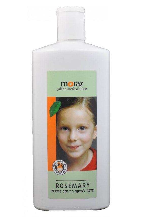 Moraz Organic Rosemary Conditioner // 500ml