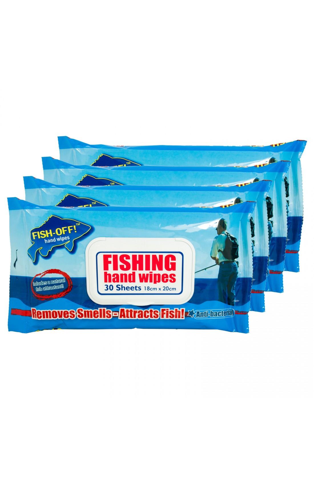 Best Fishing Hand Wipes