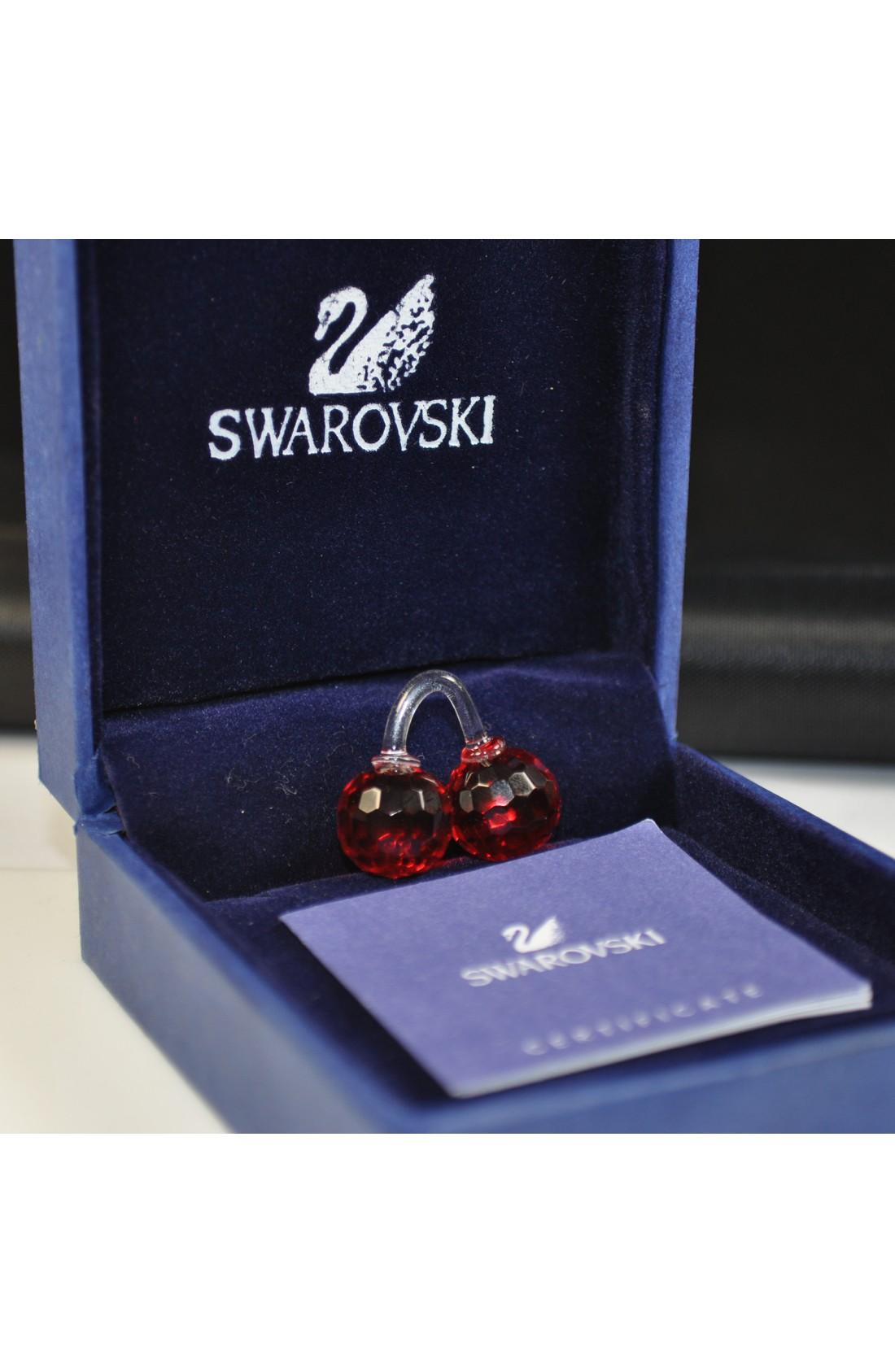 Swarovski Elements Crystal Double Ball Pendant