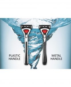 T-Series Set // handle + 2 razor cartridges