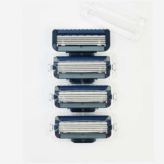 Best Price MACH3 Razor Blades Compatible 4 Pack